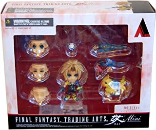Square Enix Final Fantasy Trading Arts Kai Tidus Mini Figure