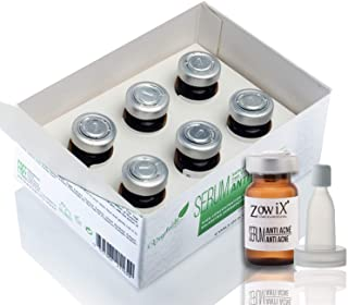 ZOWIX Tratamiento Antiacne con Acido Salicílico. Serum facial contra el acne que reduce Espinillas Puntos Negros y Granos...