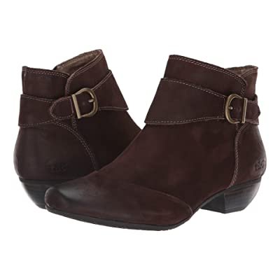 Taos Footwear Addition (Chocolate Oiled) Women