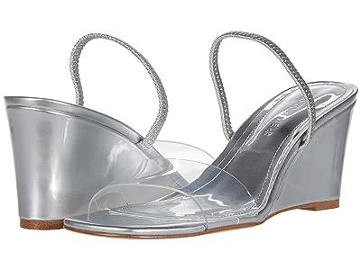 Who What Wear Thalia (Silver Mirrored) Women