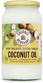 Aceite de coco - 1L Aceite puro de coco virgen extra orgá