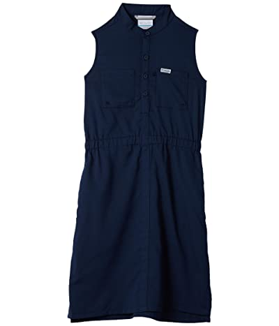 Columbia Kids Tamiami Sleeveless Dress (Little Kids/Big Kids) (Collegiate Navy) Girl