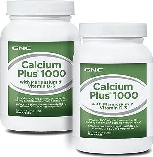 gnc calcium powder