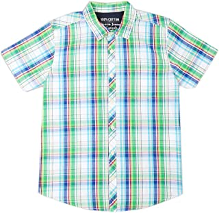 DJ & C By FBB Checkered Casual Shirt