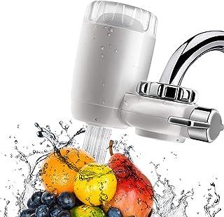 TYC Faucet Filtro de agua, Purificador de Agua para Grifo El