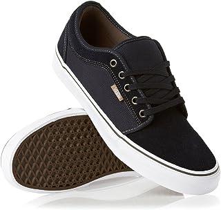 a323d065fab3 Vans Chukka Low Men s Skate Shoe Navy White Warm Grey