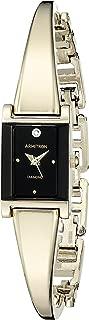 Armitron Women's 75/5322 Diamond-Accented Bangle Watch
