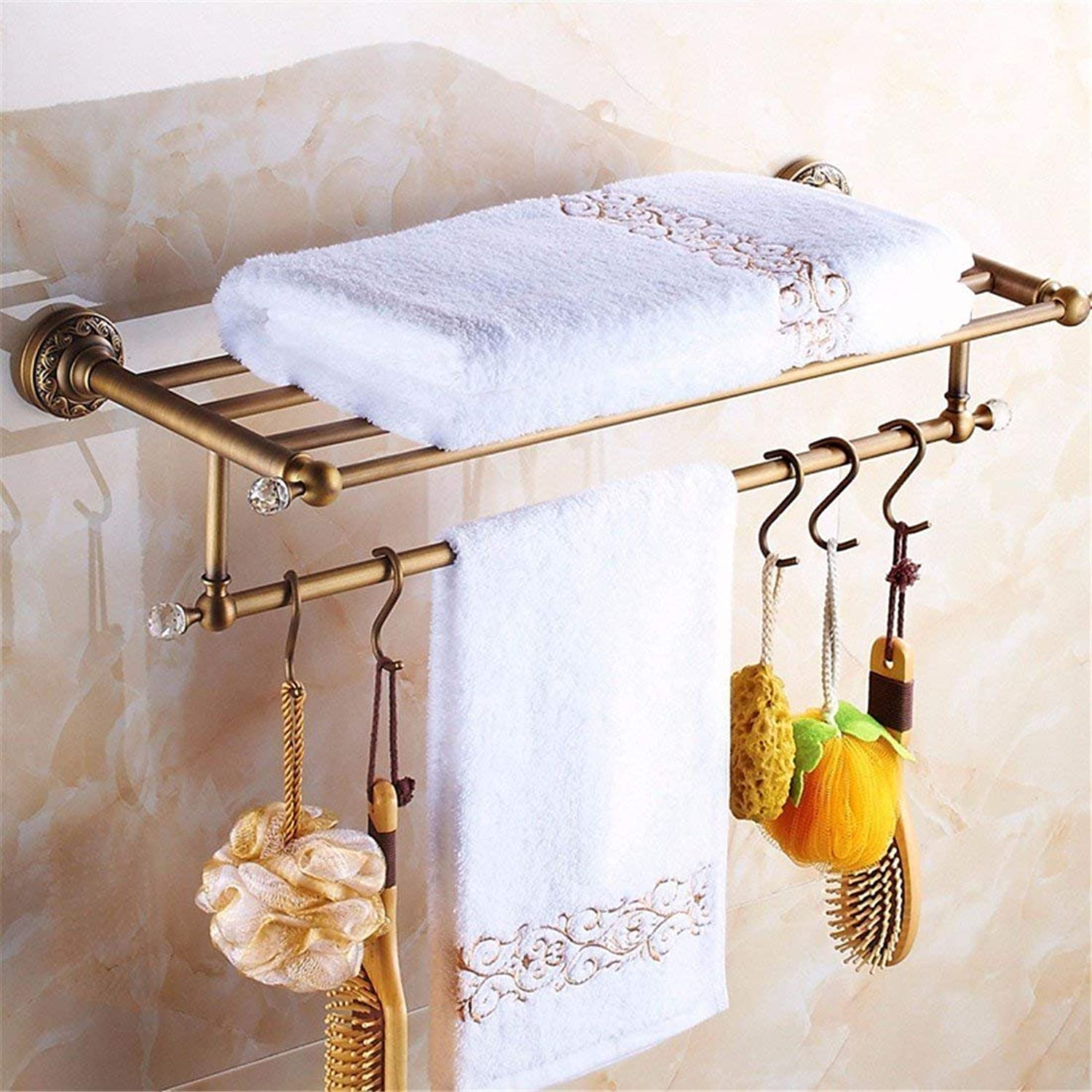Christmas Ancient Bronze Ribbon European Drill, Accessories of Bathroom, soap, The Drum of Strong Paper, Dry-Towels
