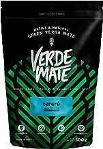 Yerba Verde Mate Green Terere Te 500g | Verde Mate Green Terere | Yerba Mate de Brasil | Alta calidad | Yerba mate muy refrescante | Sin gluten | Secada sin humo