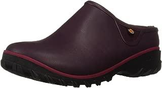 Women's Sauvie Waterproof Rubber Clog Shoe