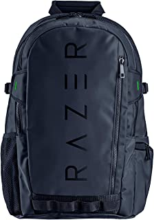 "Razer RC81-03120101-0500 Razer Rogue v2 15.6"" Gaming Laptop Backpack: Tear and Water Resistant Exterior - Made to Fit 15 inch Laptops - RC81-03120101-0500"