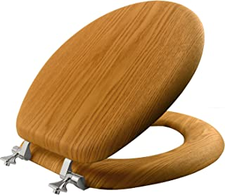 Best round oak toilet seats Reviews
