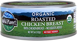 swanson grilled canned chicken