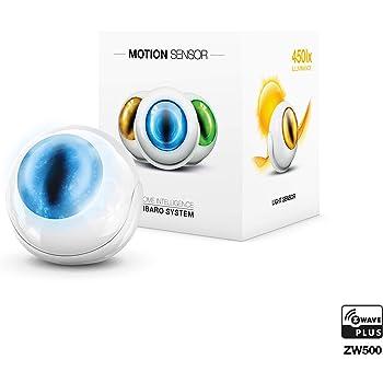 FIBARO Motion Sensor/ Détecteur de Mouvement Multifoncions Z-Wave +