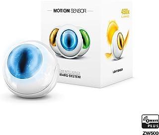 Fibaro FGMS-001 - Sensor de movimiento LED, smart, color blanco y azul