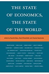 The State of Economics, the State of the World (English Edition) Format Kindle