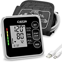 CAZON Blood Pressure Monitor Cuff Upper Arm Blood Pressure