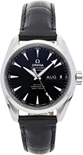 Omega Seamaster Mechanical (Automatic) Black Dial Mens Watch 231.13.39.22.01.001 (Certified Pre-Owned)