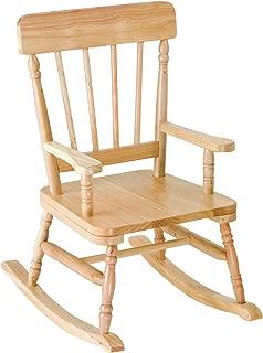 Wildkin Rocking Chair, Oak