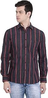 Crimsoune Club Men's Striped Shirt
