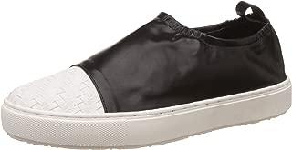 Red Pout Women's Black Boat Shoes