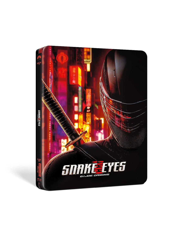 Snake online shopping Eyes: G.I. Joe Origins Steelbook Blu-ray Purchase