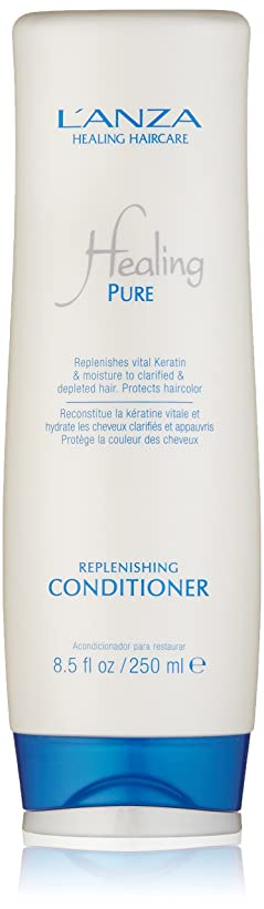 革命的小麦歯科のHealing Pure by L'Anza Replenishing Conditioner 250ml by L'anza