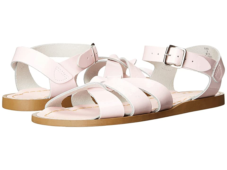 Salt Water Sandal by Hoy Shoes The Original Sandal (Toddler/Little Kid) (Shiney Pink 1) Girls Shoes