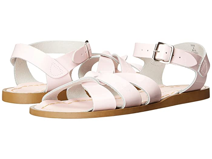 Salt Water Sandal by Hoy Shoes  The Original Sandal (Toddler/Little Kid) (Shiny Pink) Girls Shoes