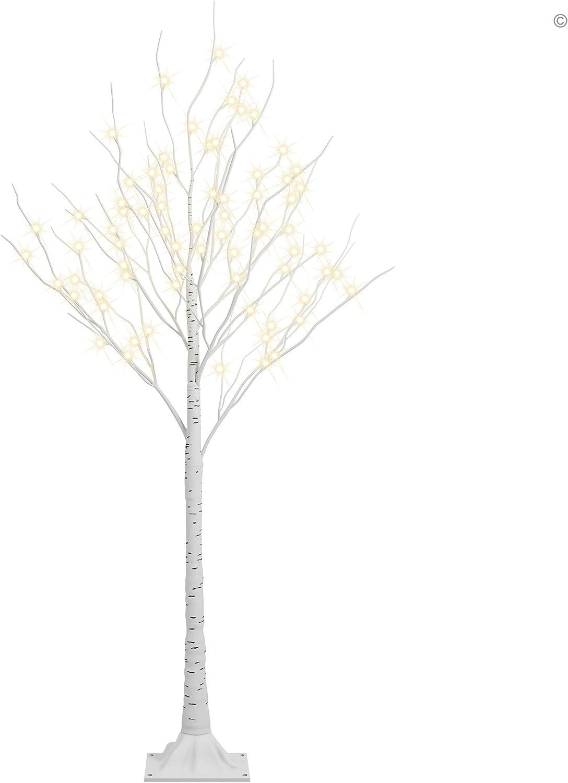 Max 71% OFF Lightshare Tall Lighted Tree Birch Popular popular Medium