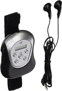 GPX R300 Portable AM/FM Armband Radio
