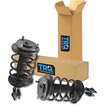 Suspension Strut and Coil Spring Assembly Front fits 07-09 Hyundai Santa Fe