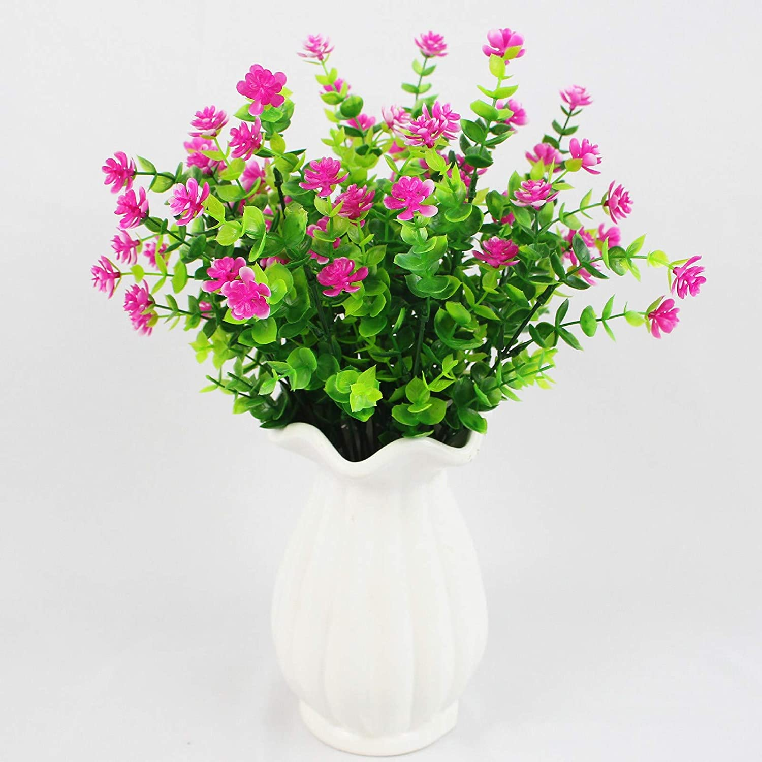 Artificial Plants Outdoor Bulk- Special sale item Resistan UV Fake Flowers Popular products
