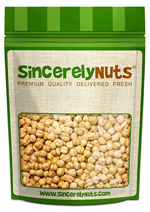 Nuts, 36oz - 1000gr White Roasted Chickpeas