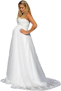 con Fiori Vestito da Sposa in Pizzo con Schiena Nuda Viktion 2015 da Donna Elegante