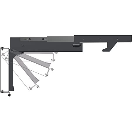 MORryde TV40-010H Slide-Out and Flip Down TV Ceiling Mount