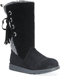 أحذية Luanna النسائية الأنيقة من Muk Luks
