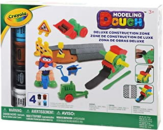 Crayola A1-1040 Extra Large Roadset Playset, Multi Color For Above 3 Years