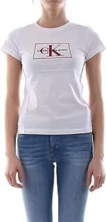 Calvin Klein Jeans T-Shirt Donna J20J208604 Primavera/Estate XL