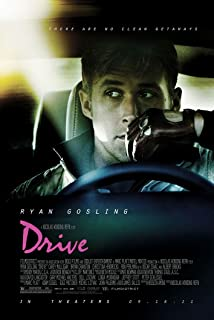 Drive (Style A) Movie Poster 11