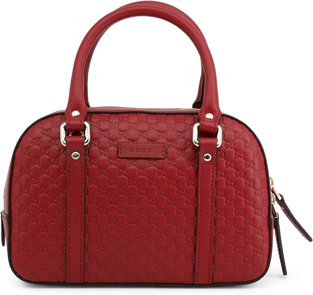 Gucci borsa  red leather luxury handbag 176831