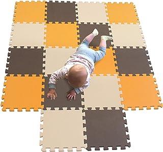 MQIAOHAM alfombra bebe carpet de espuma eva grande