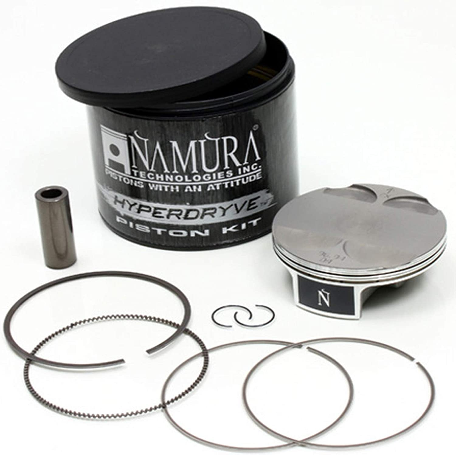 Piston Kit - Standard 40% OFF Cheap Sale Fort Worth Mall Bore Fits 12.5:1 96.94mm 2009 Compression