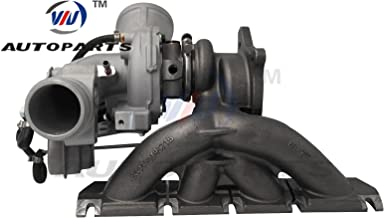 Upgrade K04 turbocharger 53039880106 F23L for Audi A4,A6, Seat Exeo 2.0L Gasoline Engine