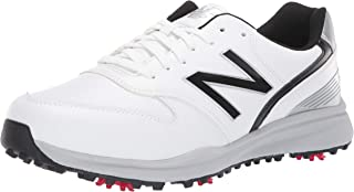 Men's Sweeper Waterproof Spiked Comfort Golf Shoe
