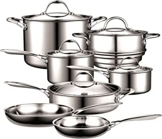 Best permanent 5 ply cookware Reviews