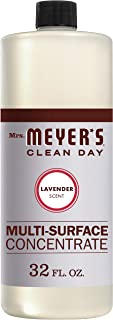 Mrs. Meyer's Clean Day Multi-Surface Concentrate, Lavender Scent, 32 ounce bottle