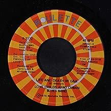 life and death in g & a / bang bang 45 rpm single