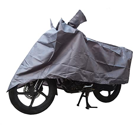 Autofy Universal Bike Cover UV Protection & Dustproof Bike Body Cover for Two Wheeler Bike Scooter Scooty Activa with Carry Bag