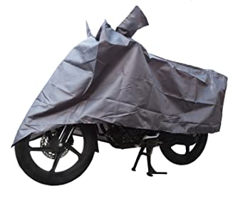 Autofy Universal Bike Cover UV Protection & Dustproof Bike Body Cover for Two Wheeler Bike Scooter Scooty Activa with Carr...
